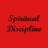 sermon_spiritualdiscipline