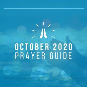 Copy of Orange Sunset National Day of Prayer Social Media Graphic