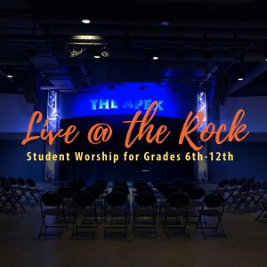 Live at the Rock IG